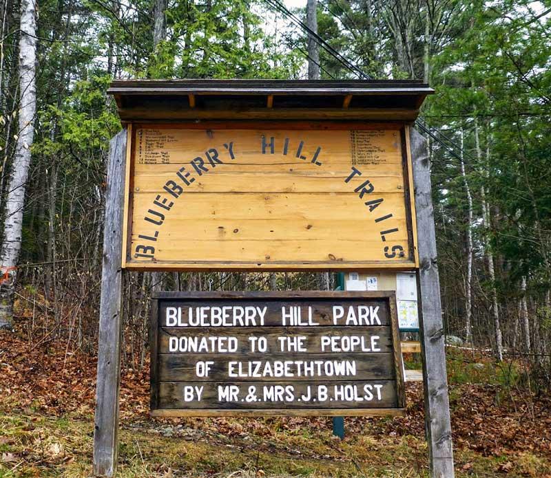 Elizabethtown - Blueberry Hill Trails