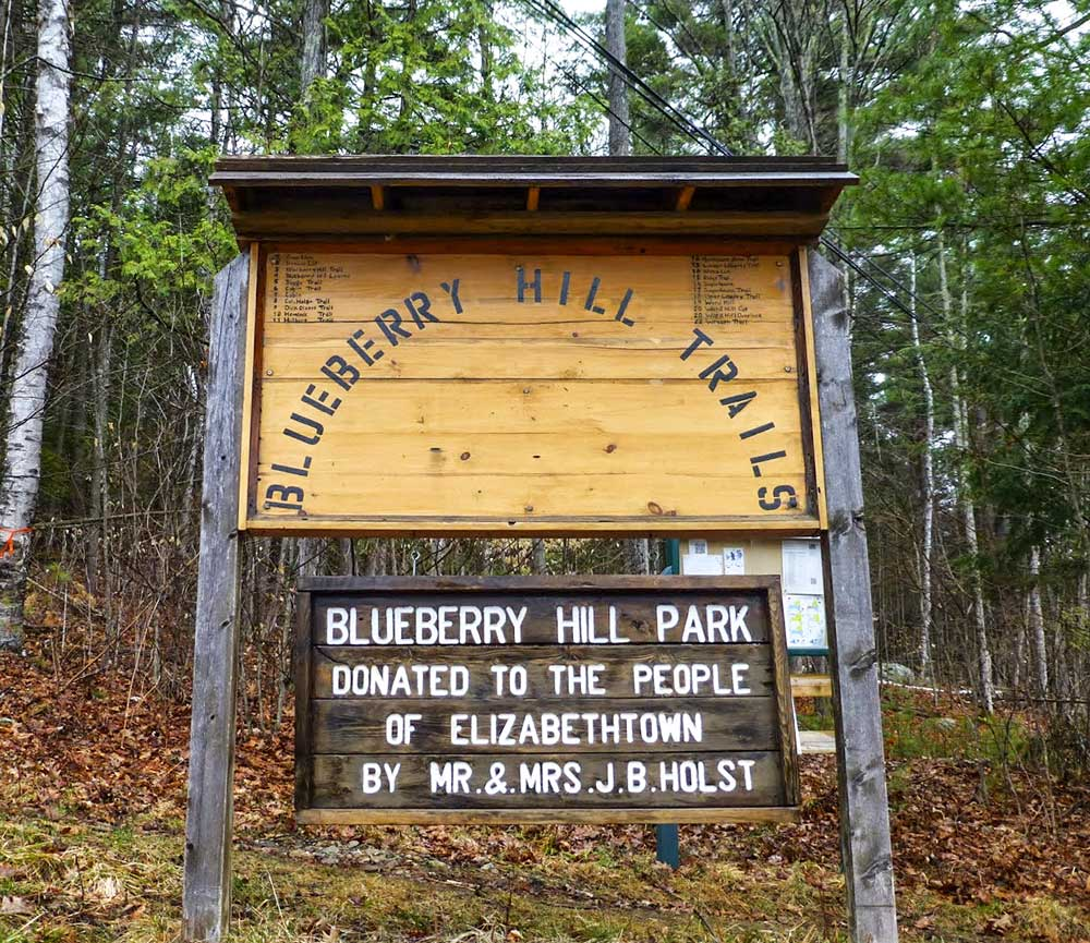 Blueberry Hill Trails