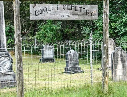 Boquet Cemetery, New Russia, 1793