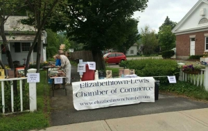 ETown Day Yard sale - Sponsored by the Chamber