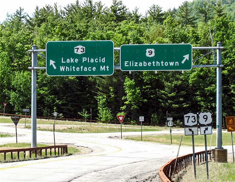 Adirondack Intersection
