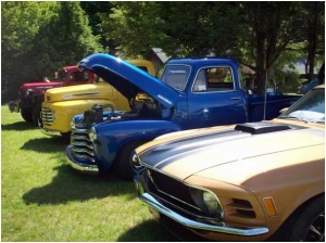 4th Annual Antique & Classic Car Show @ Adirondack History Museum | Elizabethtown | New York | United States