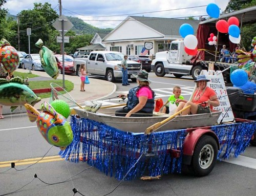 ETown Day – 2016 – Parade